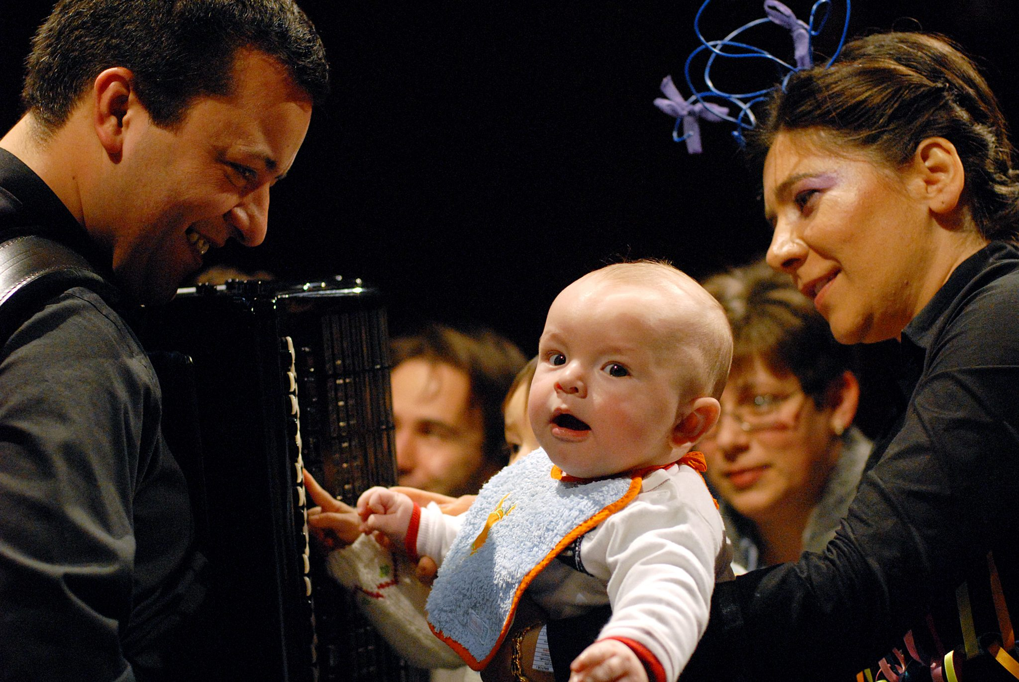 happy baby accordion